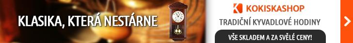 Klasické kyvadlové hodiny